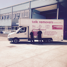 storage and truck removals